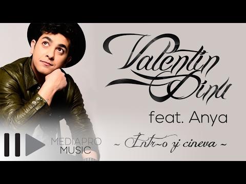Valentin Dinu feat Anya - Intr-o zi (Lyric Video)