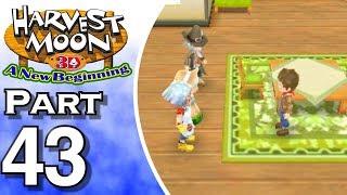 Harvest Moon 3D: A New Beginning - Gameplay - Walkthrough - Let's Play - Part 43