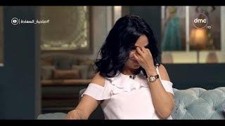 صاحبة السعادة - دموع الفنانة أمينة وهي تغني