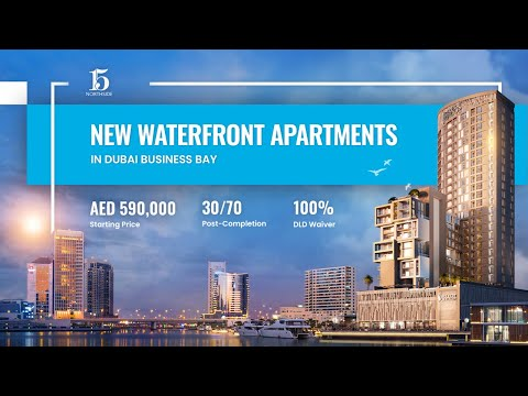 15 Northside by Select Group: Waterfront Apartments in Dubai