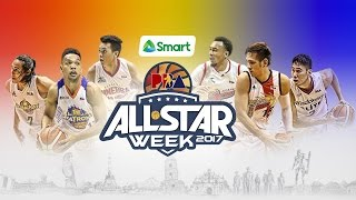 LIVE: PBA All-Star Week 2017: Gilas vs PBA Mindanao