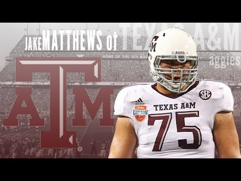Jake Matthews - 2014 NFL Draft profile