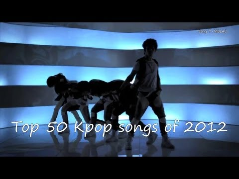 My Top 50 K-pop Songs of 2012