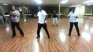 Work Line Dance