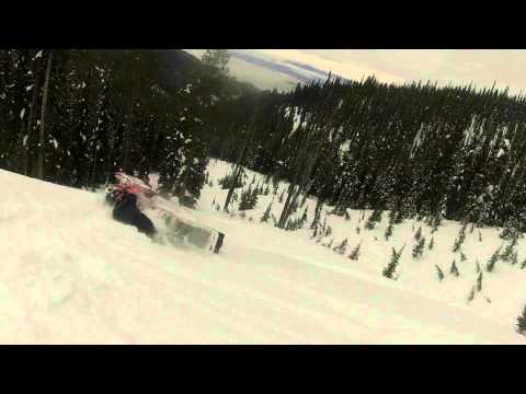 Snowmobile movie SLED'DICTION 3 snowmobile film by Highcountry Octane Productions