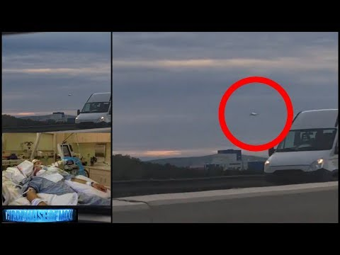 UFO Hunter In Critical Condition! Russian Anti Gravity Jet? 9/20/17