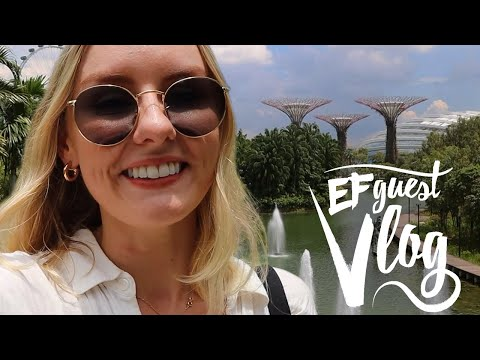 """My insider's guide to Singapore"" by Georgia Caney – EF Guest Vlog"