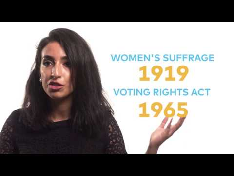 Foreigners tell Americans, GO VOTE!