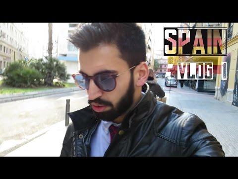 Spain: Vlog 1 (Málaga)