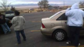 Skull Valley Goshute Tribal Violence November 2010