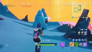 ZONE WARS WITH RANDOM GENS IN FORTNITE GAME TERRAIN! IT'S GOING WELL! Zap Bonus