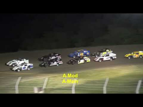 U S 36 Bud Shootout ASCS Sprints  Sprint Car series of Nebraska A Mods Stock Cars Mains