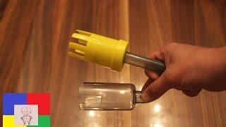 Самодельный сифон для аквариума # чистка грунта сифоном #(Аквариумный сифон для грунта. Грунтоочиститель применяется для чистки дна аквариума при смене воды. Констр..., 2015-06-17T15:39:06.000Z)