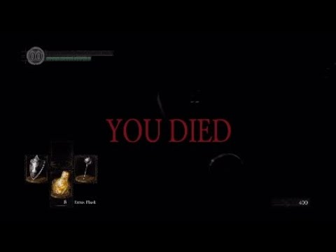 I already Rage Quit this game! Dark Souls Remastered ep:2  