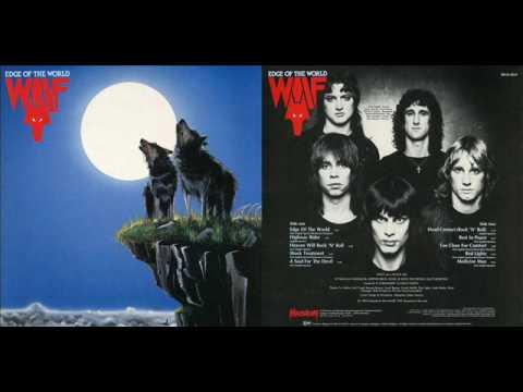Wolf - Edge Of The World (Full Album 1984) [VINYL RIP]