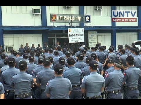300 cops from Camanava District transferred to Caloocan City