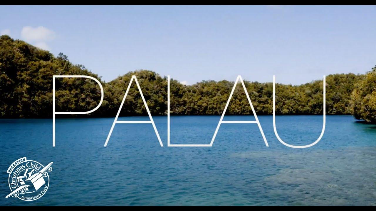 Bringing Good News to Palau