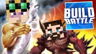 Minecraft: Build Battle - DEVIL & GOD