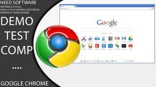 Test-Google Chrome Le Navigateur
