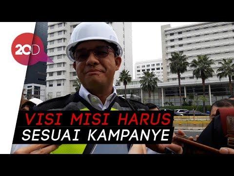 Kursi Wagub untuk PKS, Anies : Yang Penting Taat Visi Gubernur Mp3