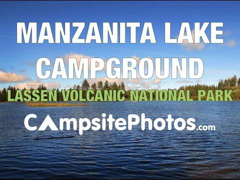 Manzanita Lake Campground, Lassen Volcanic National Park, California