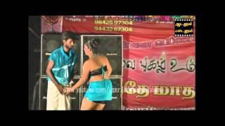Tamilnadu Village Latest Hot Record Dance HD 2014   New Adal Padal Video No 61