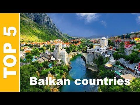 5 BEST BALKAN COUNTRIES
