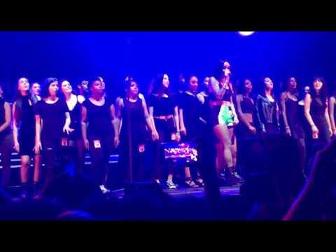 Kehlani - Thank You Ft. OSA Choir (live At Bill Graham)