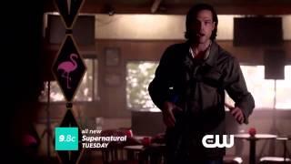 Сверхъестественное / Supernatural (10 сезон, 2 серия) - Промо [HD]