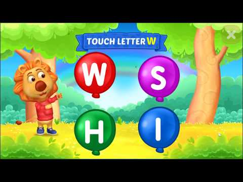 Alphabet Letters Education For Kids - Online Learning For Kids