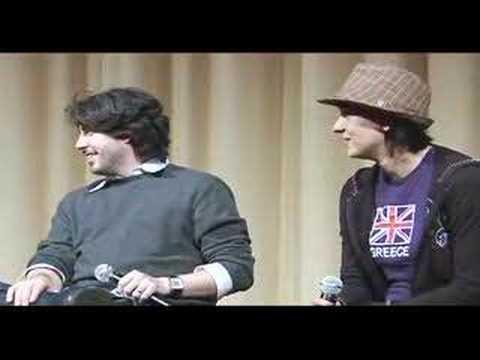JUNO BAFTA Panel: On Diablo Cody's Background