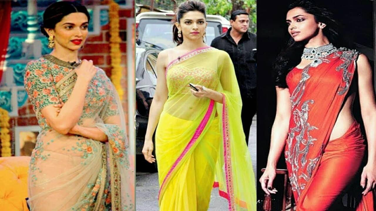 Latest Deepika Padukone Bollywood Designer, Party Wear ...