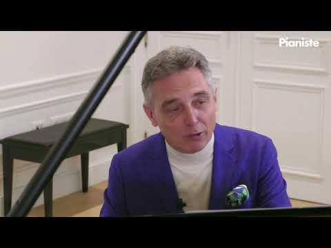 Masterclass de Michel Dalberto : Sicilienne de J.S. Bach et A.Tharaud - Pianiste n° 109