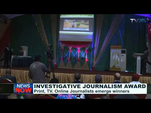 WSCIJ holds 9th Awards Ceremony