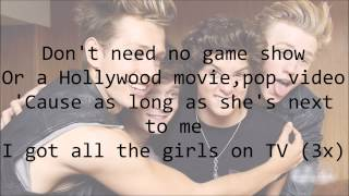 [3.11 MB] The Vamps - Girls on TV (with Lyrics)