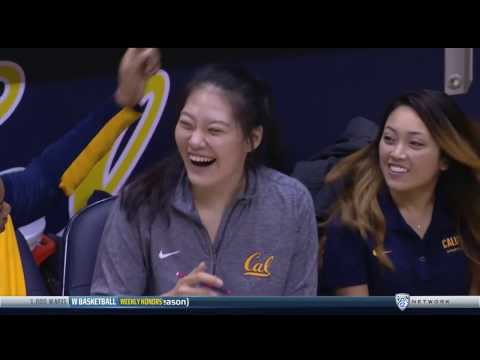 Beijing native Chen Yue is making a big first impression for California Women's Basketball