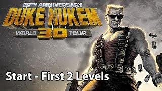 Duke Nukem 3D: 20th Anniversary World Tour PS4 - Start