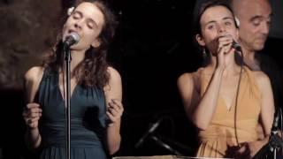 2016  TRISTE   Alba Armengou Joan chamorro magia de la veu Èlia Bastida, Andrea Motis, Rita Payés