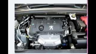 PEUGEOT308 PROBLEM+SOLLUTION vibration moteur + acceleration  tour moteur