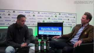 Talk mit Yunis Abdalla (SC Victoria Hamburg, A-Junioren) | ELBKICK.TV