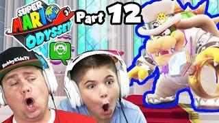 Mario Odyssey Part 12 by HobbyKidsGaming