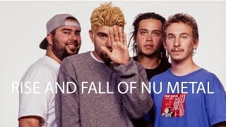RISE AND FALL OF NU METAL 1994-2000