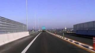 帯広広尾自動車道(芽室方面3)幸福IC(入口)~帯広川西IC[帯広市]