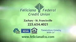 Feliciana Federal Credit Union- Generations Growing With Us