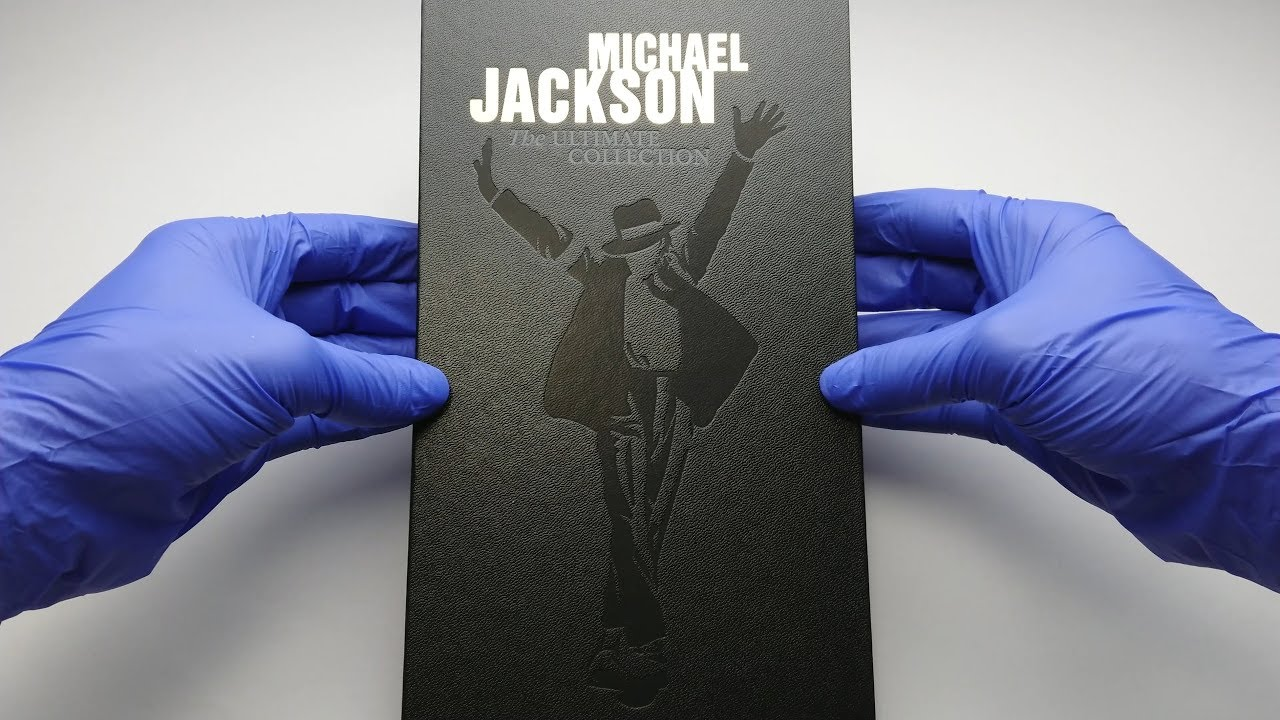 Michael Jackson Ultimate Collection: The Ultimate Collection 2004 Unboxing 4K