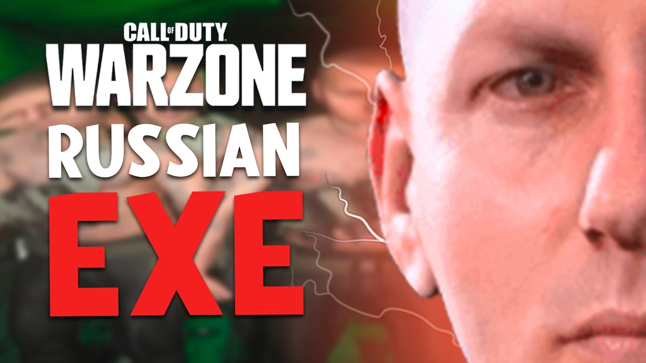 WARZONE.EXE BEFORE SEASON 4 | WARZONE MEME RUSSIAN EXPERIENCE.EXE