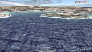 Deadly Odyssey: A Google Earth tour crossing the Mediterranean