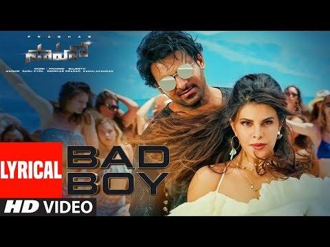 Download Lagu  Saaho: Bad Boy al | Prabhas, Jacqueline Fernandez | Badshah, Neeti Mohan Mp3 Free