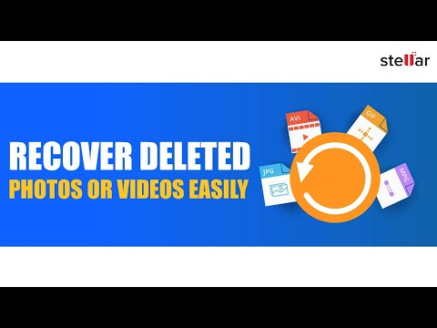 How to Recover Deleted Photos or Videos?