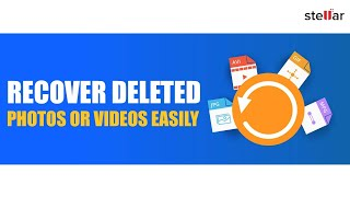 How to Recover Deleted Photos or Videos